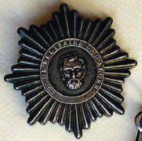 Médaille de la loge «BELISAIRE» à l'Orient...