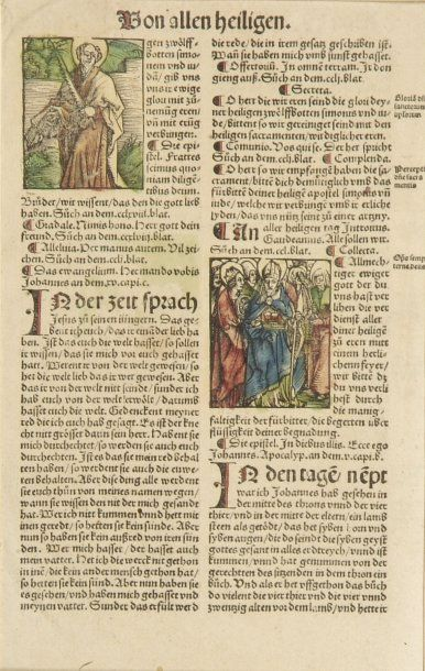 Hans SCHAUFELEIN (ca. 1480-1540)