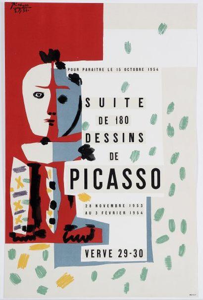 Pablo Picasso (d'après) (1881-1973)