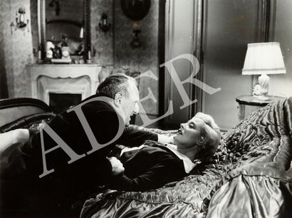 Le miroir à deux faces, 1958. De André Cayatte,...