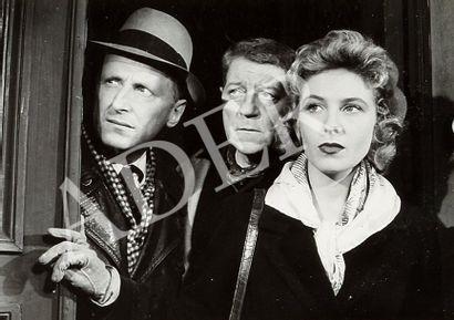 La traversée de Paris, 1956. De Claude Autant-Lara,...