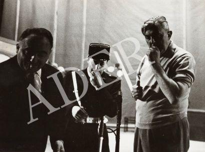 Pablo Volta (né en 1926) Jour de fête, 1949....