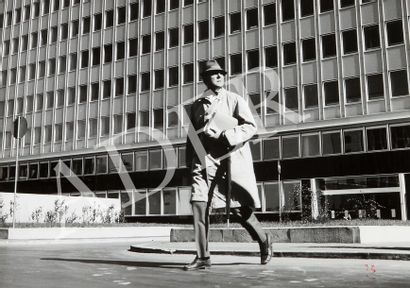 Playtime, 1967. De Jacques Tati. Six épreuves...