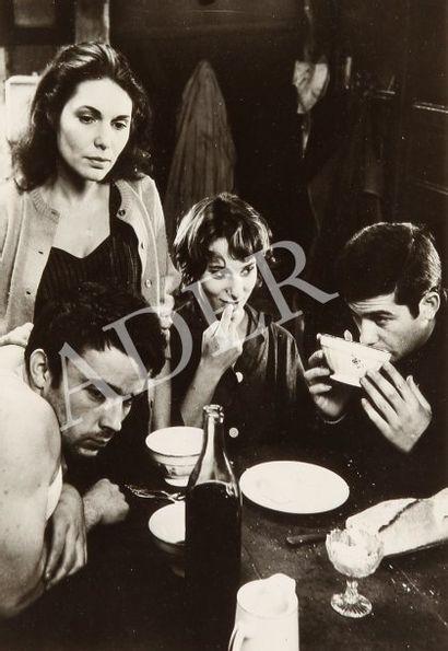 Le beau Serge, 1958. De Claude Chabrol, avec...