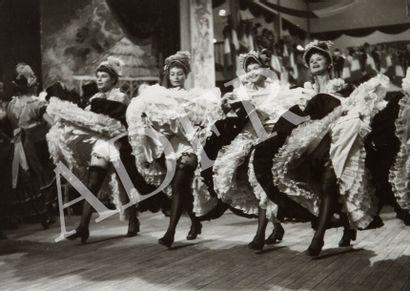 French Cancan, 1954. De Jean Renoir, avec...