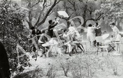 Déjeuner sur l'herbe, 1959. De Jean Renoir,...