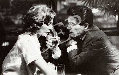Hiroshima mon amour, 1959. De Alain Resnais,...