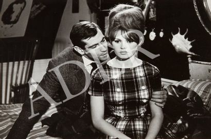 La bride sur le cou, 1961. De Roger Vadim,...