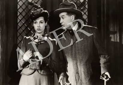Le silence est d'or, 1947. De René Clair,...