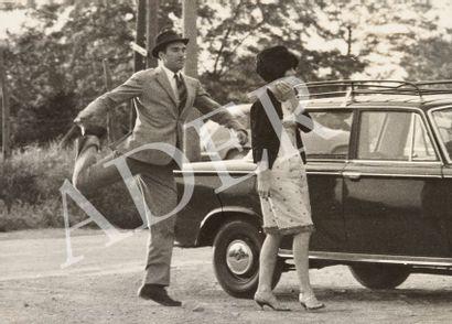 Le mépris, 1964. De Jean-Luc Godard, avec...
