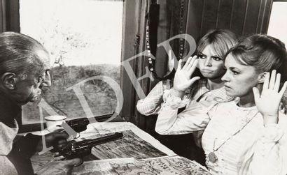 Viva Maria, 1965. De Louis Malle, avec Brigitte...