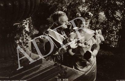 Le Roi, 1949. De Marc-Gilbert Sauvajon, avec...