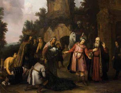 Abraham VAN DYCK (Amsterdam 1635 -1672