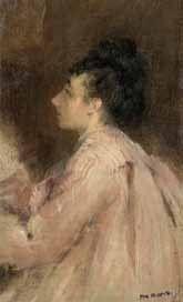Eva GONZALES (1849-1883)