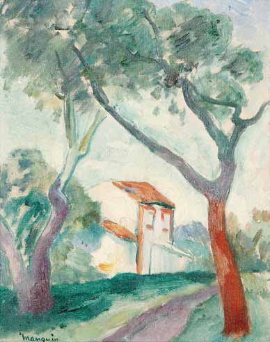 Henri Charles MANGUIN (1874-1949)