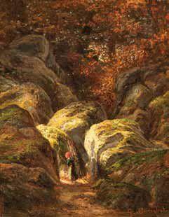 Gustave COURBET (environnement)