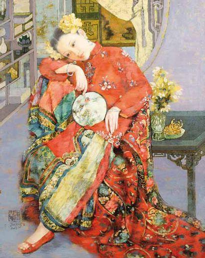 Wang JUNYING [Chinoise] (1970-)