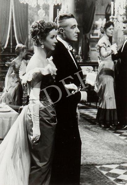 Madame de..., 1953. De Max Ophüls, avec Vittorio...