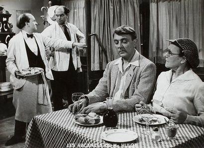 Les vacances de Mr Hulot, 1953. De et avec...