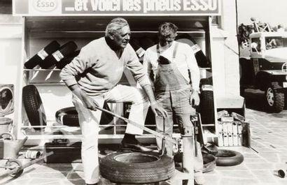 Trafic, 1971. De Jacques Tati. Trois épreuves...