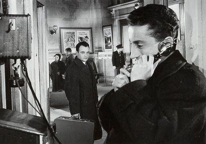 Les hommes en blanc, 1955. De Ralph Habib,...