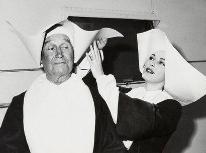 Maurice Chevalier dans Cento anni d'Amore...
