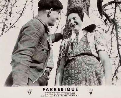 Farrebique ou Les quatre saisons, 1946. De...