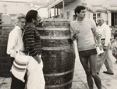 Phaedra, 1962. De Jules Dassin, avec Melina...