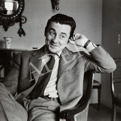 Pablo Volta Louis Malle, 1959.
