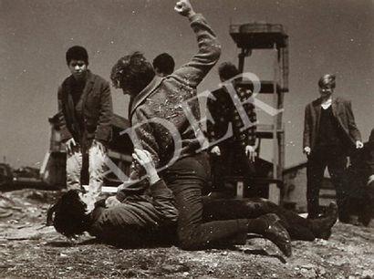 Terrain vague, 1960. De Marcel Carné, avec...