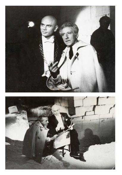 Le testament d'Orphée, 1959. De Jean Cocteau,...