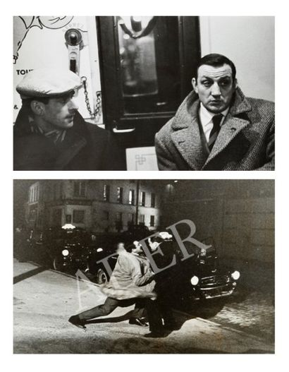 Un témoin dans la ville, 1959. De Edouard...