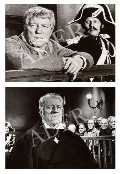 Les misérables, 1958. De Jean-Paul Le Chanois,...