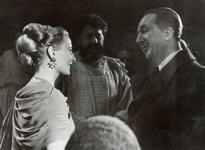 Fabiola, 1949. De Alessandro Blasetti, avec...
