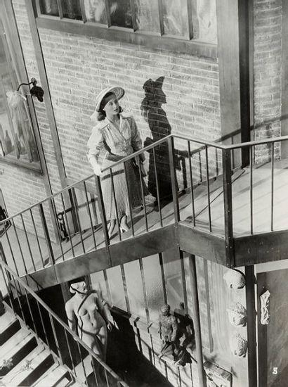 Michele Morgan dans La minute de vérité (1952),...