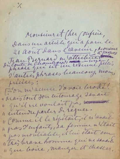 Sibylle-Gabrielle-Marie-Antoinette de Mirabeau-Martel,...