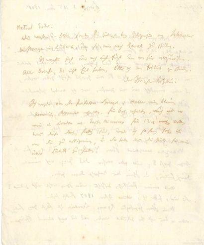 August von KOTZEBUE (1761-1819) écrivain...