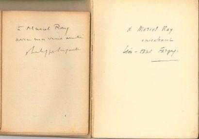 [Marcel RAY (1878-1951) écrivain et diplomate,...