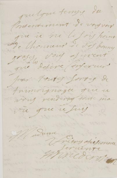Anne de ROHAN (1584-1646) poétesse protestante,...