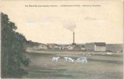Mikhaïl LARIONOV (1881-1964). Carte postale...