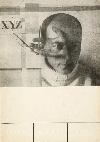 Franz Roh. Jan Tschichold