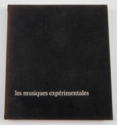 LES MUSIQUES EXPÉRIMENTALES Livre, Éditions...