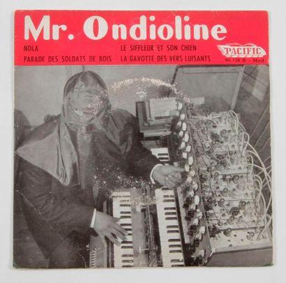 MR. ONDIOLINE / Jean-Jacques PERREY « Parade...
