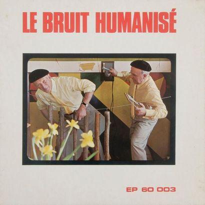 ALBERT JEANNERET « Le Bruit Humanisé » Label...