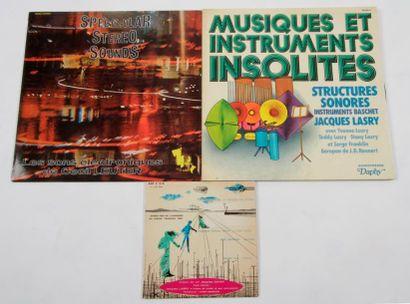 JACQUES & TEDDY LASRY / CECIL LEUTER Ensemble...