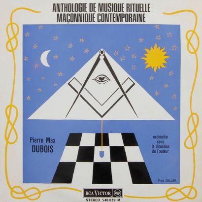 PIERRE-MAX DUBOIS « Anthologie de Musique...