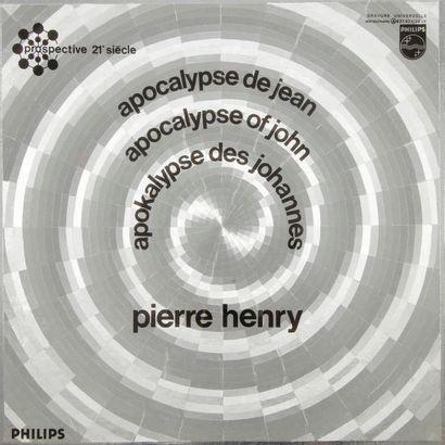 PIERRE HENRY Coffret « Apocalypse De Jean...