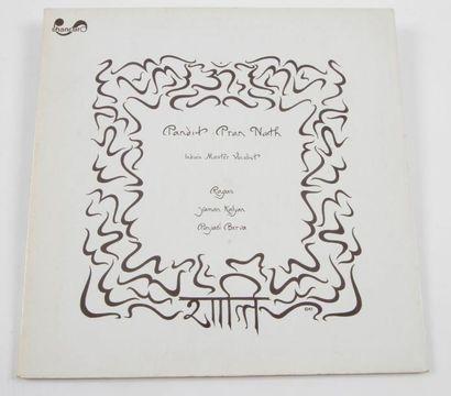 PANDIT PRAN NATH « Ragas » Label Shandar...