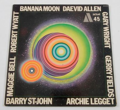 DAEVID ALLEN « Banana Moon » BYG 529 345...