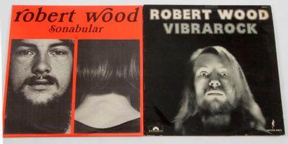 ROBERT WOOD « Sonabular » Edici France 1973...